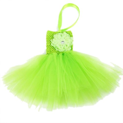 Buenos Ninos Baby Girls TUTU Crochet Tube Top