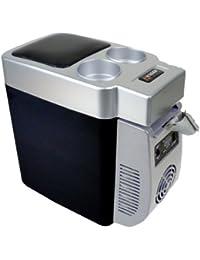 SD Portable 7L Mini Car Freezer Cooler Warmer Refrigerator Travel Cooler Box US