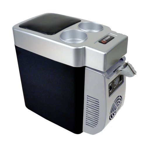 SD Portable 7L Mini Car Freezer Cooler Warmer Refrigerator Travel Cooler Box US