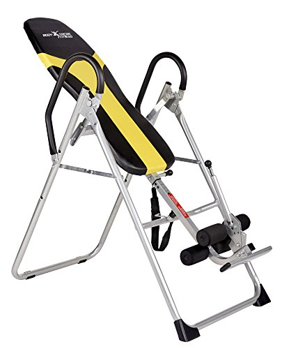 Body Xtreme Fitness ~ Heavy Duty Therapeutic Inversion Table, Comfort Foam Backrest, Relief of Back Pain, Adjustable Folding, Increase Blood Circulation + BONUS COOLING TOWEL by Body Xtreme Fitness USA (Image #4)