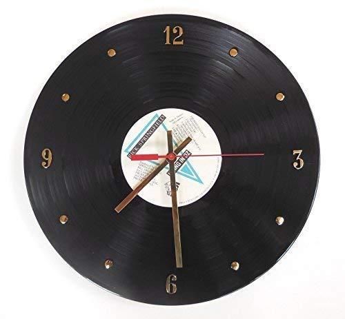 Rick Springfield Vinyl Record Clock (Living In Oz). Handmade 12