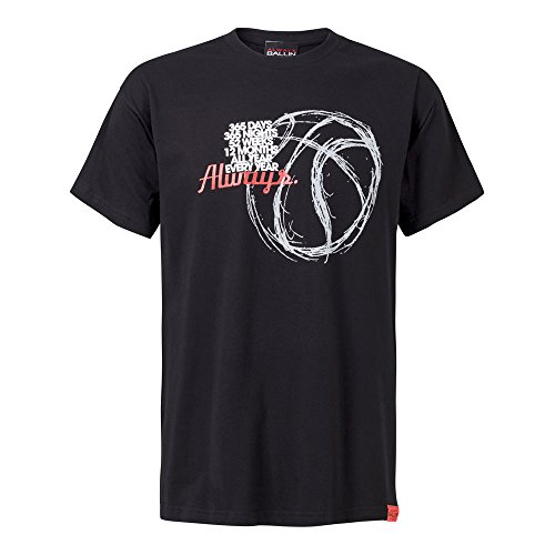 Always Ballin Brand Herren T-Shirt schwarz schwarz