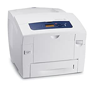 Xerox ColorQube Solid ink Color Printer, Up To 40 Pages/min for Color and Black and White (8570DN)