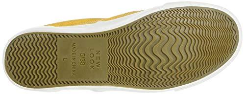 bright Look Eu Sneaker Mizard 41 8 New Donna Uk Yellow Giallo 85 UHqXwRxO