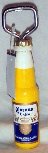 Corona Extra Image Wood Metal Bottle Opener Handmade In Mexico New ()