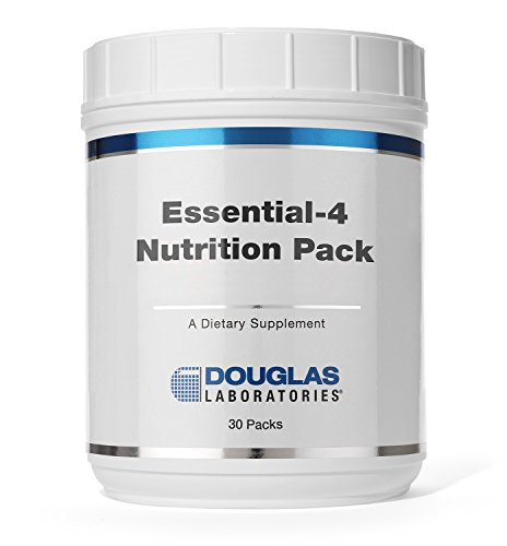 Douglas Laboratories® - Essential 4 Nutrition Pack - 4 Foundational Products in One Daily Convenience Pack to Support Optimal Health* - 30 Packets