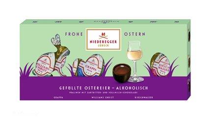 Niederegger Filled Easter Eggs - 100g/3.5oz