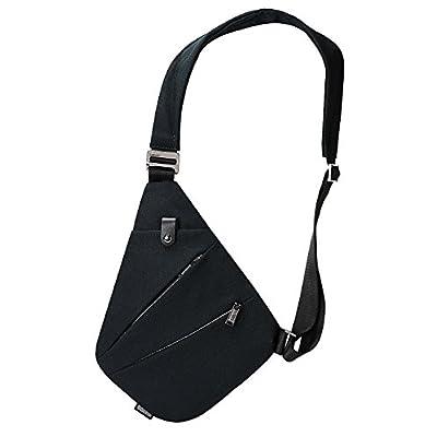 635e676e67c Sling Bag Chest Shoulder Backpack Crossbody Bags for Men Women Travel  Outdoors best