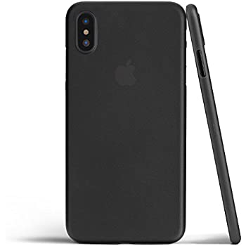 IPhone X Case, Thinnest Cover Premium Ultra Thin Light Slim Minimal  Anti Scratch Protective