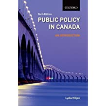 Public Policy in Canada: An Introduction