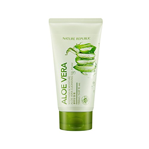 Aloe Vera Face Cleanser