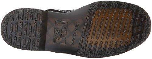 Dr. Martens Pascal Mrbl Black Patent Marble 21442071, Boots Noir