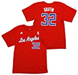 NBA Blake Griffin Los Angeles Clippers #32 Big Boys T-shirt, Red