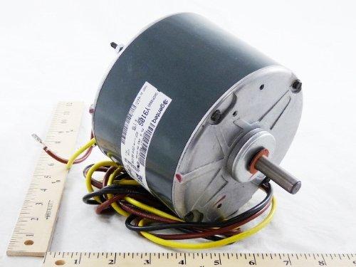 Bryant carrier hc39gr234 1 4hp 1100rpm 208 230v 48fr cw for Fujitsu mini split fan motor replacement