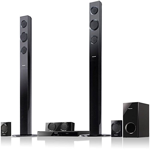 panasonic 3d home theater system - 2