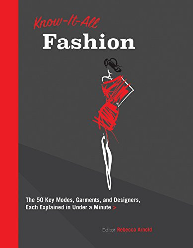 Coco Chanel Fancy Dress Costume (Know It All Fashion: The 50 Key Modes, Garments, and Designers, Each Explained in Under a Minute)