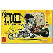 プラッツ 1/25 LI`L STOGE ドラッガーワゴン (AMT) プラモデル 606の商品画像
