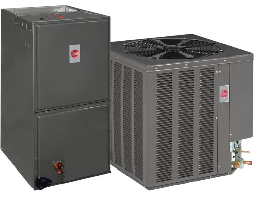 rheem air conditioner reviews. amazon.com: 5 ton 16 seer rheem / ruud air conditioning system - 14ajm56a01 rhllhm6024ja: home \u0026 kitchen conditioner reviews u