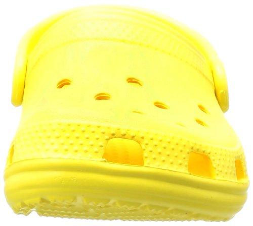 Crocs Kids Classic Clog Sunshine