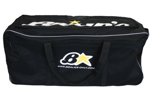 Brians Star Goalie Wheel Bag [JUNIOR]