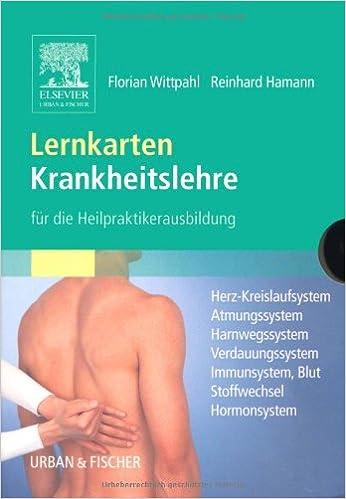 Lernkarten Krankheitslehre für die Heilpraktikerausbildung: Herz ...