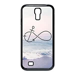 Infinity Anchor Hard Plastic Back Cover For CaseSamsung Galaxy S4