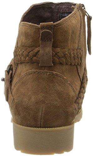 Teva Delavina Ankle - Botas Mujer Marrón (bison)