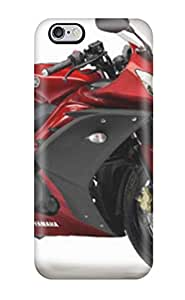 Hot New Yamaha Motorcycle Tpu Case Cover, Anti-scratch Phone Case For Iphone 6 Plus 9326728K85602085