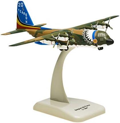 Hogan 1/200 完成品 ベルギー Belgium Air Force C130H 15th air force 20 Y