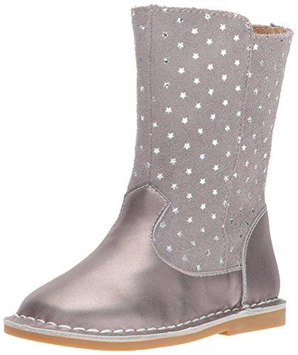 Livie & Luca Girls' Vega Fashion Boot, Dusk, 5 Medium US - Fashion Vegas