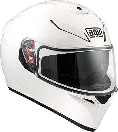Agv White Helmet - 2