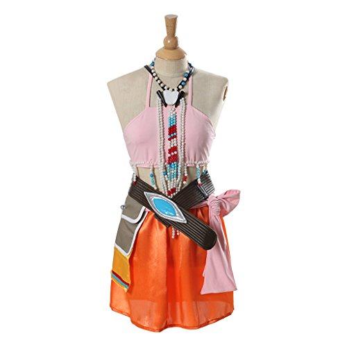 Cospl (Yuna Wedding Dress Costume)
