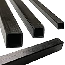 2PC Roll Wrapped Carbon Fiber Tube Glossy Surface 8mm 10mm 12m 14mm 16mm 18mm 20mm 22mm 1618330mm