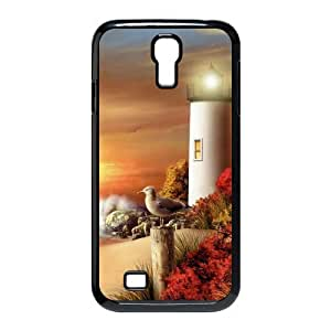 Lighthouse Phone Case For Samsung Galaxy S4 i9500 [Pattern-1]