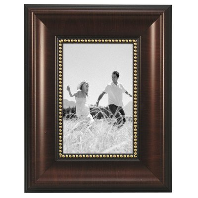 Malden Rosewood Picture Frame Size: 4