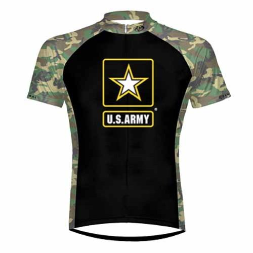Primal Wear U.S. Army Ambush Jersey - Camouflage, Large