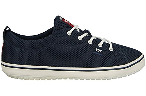 Helly Hansen Women's W Scurry 2 Fitness Shoes Blue (Navy/White/Red 597) QWOUI