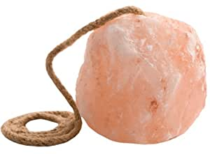 Himalayan Rock Salt Lick On A Rope For Horses