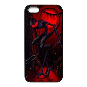 Iphone 5,5S Bloody Phone Back Case Customized Art Print Design Hard Shell Protection HG072887