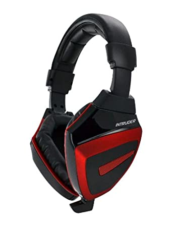 Teknmotion intruder gaming headset for tablets, smartphones, pc.