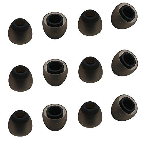 ALXCD Ear Tip for Jaybird X3 Earphone, Small Size 6 Pair Sof
