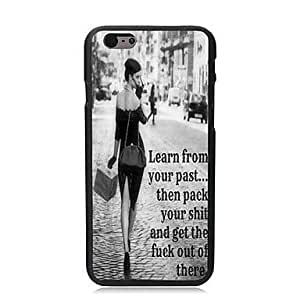 QHY Your Past Design Hard Case for iPhone 6