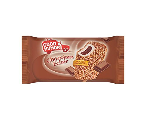 Good Humor Chocolate Eclair Ice Cream Bar, 4 oz. (24 count)