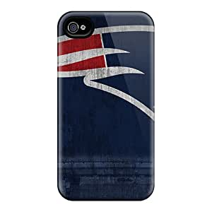 Perfect New England Patriots Case Cover Skin For Iphone 4/4s Phone Case