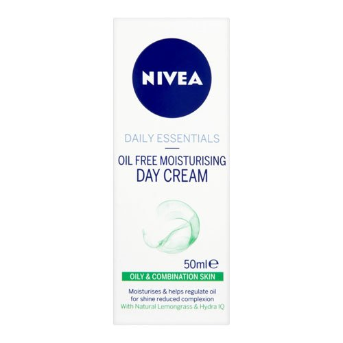 Nivea Visage Oil-Free Moisturising Day Cream 50ml 84766