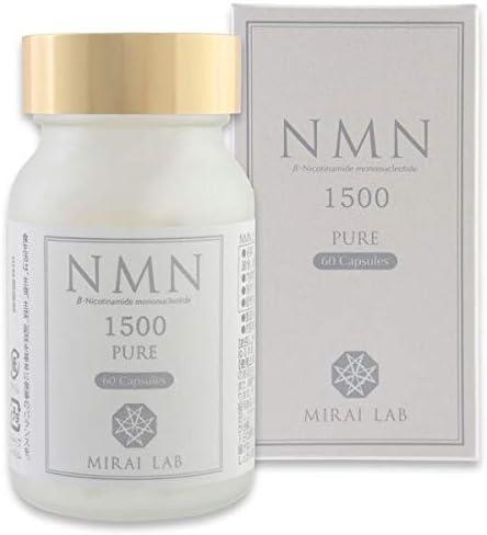 NMN -Nicotinamide Mononucleotide 1500 Pure