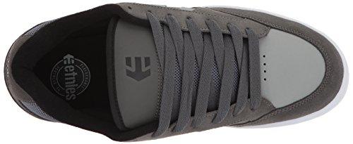 Etnies Herren Swivel Sneaker Grau (039-grey/black/white)