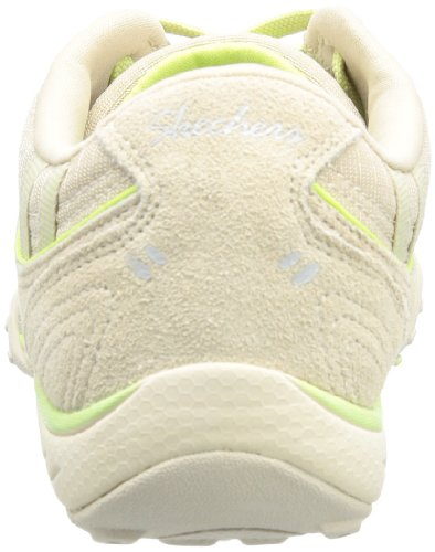 Natural Fashion Lime Relax Women's Sport Sneaker Just Skechers BIw1Yzqx