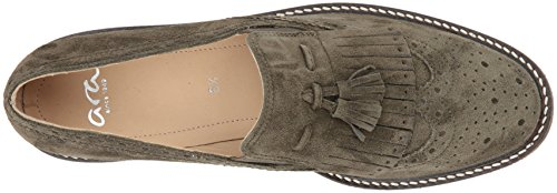 Ara Womens Korie Loafer Pine Suede