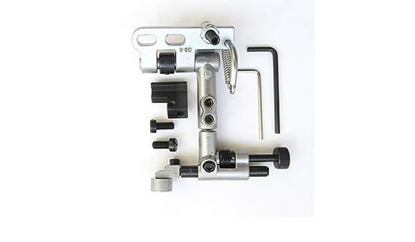 # GB-6 1set suspendido guía de borde para Juki lu-1508 lu-1510 Industrial Máquinas de Coser: Amazon.es: Juguetes y juegos